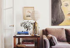 www.thisisglamorous.com | Декор Вдохновение: дома с Мишель Смит по {это гламурно}, через Flickr