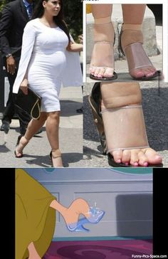 Awww poor Kim.. There's nothing like comfort during pregnancy.