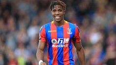 Reprieve: Wilfried Zaha looking up after Crystal Palace finally win #News #AntonioConte #Chelsea #composite #CrystalPalace