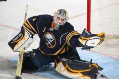 2428c90f9 Jhonas Enroth is 23 years old, calm, cool and collected, and off to a start  with the Buffalo Sabres as Ryan Miller's