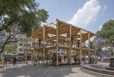 Gallery of House of Switzerland Pavilion / Dellekamp Arquitectos - 3