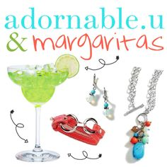 adornable.u accessories & margaritas party