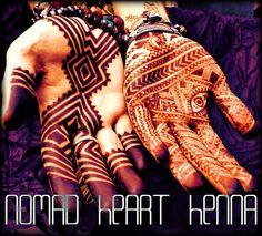 nhh by Nomad Heart Henna, via Flickr