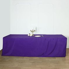 Chair Covers, Table Covers, Purple Wedding Decorations, Table Decorations, Banquet Tables, Party Tables, Purple Chair