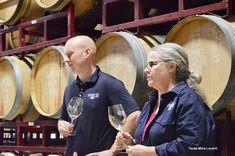 Seth Urbanek and Penny Adams - Wedding Oak Winery