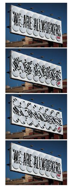 cool dynamic billboard  http://www.arcreactions.com/calgary-marketing-blog/
