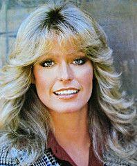 Farrah Fawcett on the Angels Show 1976