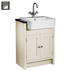 Roper Rhodes Hampton 600mm Semi-Countertop Unit and Geo Basin : UK Bathrooms