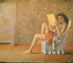 Balthus-katia-reading-1974