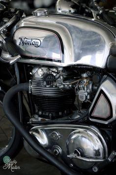 Domiracer - Seen at Century Motorcycles. San Pedro, CA. -   (via tatsandtriumphs)