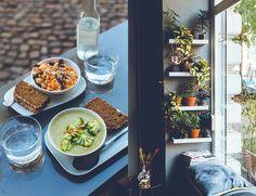 Lunch in Berlin: The Hidden im Prenzlauer Berg