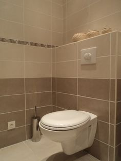 Installation wc suspendu avec trappe de visite les - Decoration toilette suspendu ...