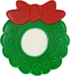 Wreath Cookie Cutter