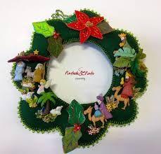 Grace Fallas Fallas's media content and analytics Nativity Crafts, Christmas Nativity, Felt Christmas, Christmas Time, Christmas Wreaths, Christmas Crafts, Xmas, Christmas Ornaments, Christmas Ideas