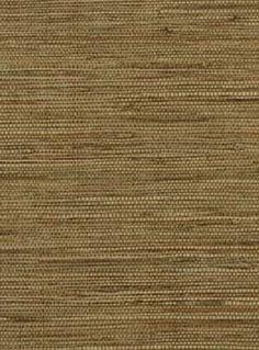 Faux Grasscloth Wallpaper  Wicker Green Tan by WallpaperYourWorld, $6.99