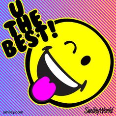 U & U only!!!  Free download of smiley icons of the day   at www.smiley.com