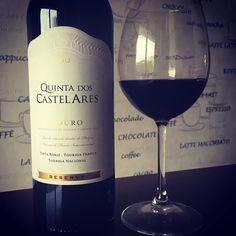 Cheers. Quinta dos Castelares Douro reserva de 2012. #wine #instaphoto #instafood #instalike #wineglass #winestagram #wines #winelovers #winetime #winelover #winetasting #vin #vino #vinho #vinhotinto #vinhosdeportugal #redwine #portuguesewine #vinhosdodouro #douro by armando_j._sousa