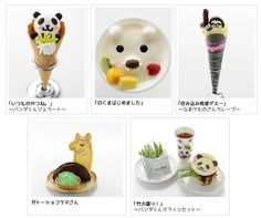 Shirokuma Cafe, Polar Bear Cafe (Japan anime) official cafe in Tokyoしろくまカフェ