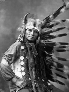 Little Horse, an Oglala Sioux man 1899