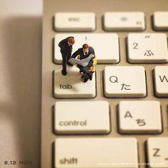 Miniature Photography: TAB News