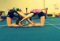 @Juliana Scott as soon as i can do a back bend were doing this!!!!!