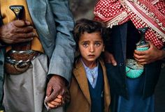 Famous Photographer: Steve McCurry - Little Picture Perfect