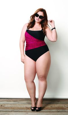1000+ images about Plus Size Swim on Pinterest