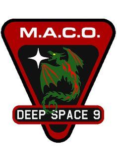 Deep Space Nine MACO by HowlingWolf79 on DeviantArt