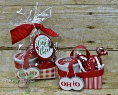Tailgate Bag and PocketBac Box – Abiball Abschlussfeier Baby Shower Erntedankfest (Thanksgiving) Geburtstag Geschenk korb Christmas Favors, Stampin Up Christmas, Christmas Paper, Christmas Projects, Christmas Cards, Christmas Treats, Christmas Coffee, Holiday Cards, Thanksgiving
