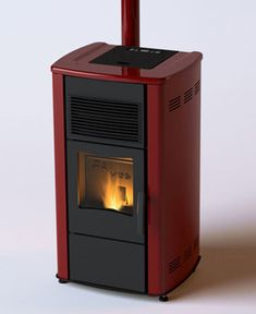 1000 images about poeles on pinterest wood stoves. Black Bedroom Furniture Sets. Home Design Ideas