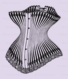 1000 images about vintage corsets  dress forms on