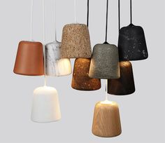 Material Pendant - via Coco Lapine Design