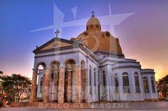 A Catedral de São Carlos Borromeu, localizada na Praça Dom José Marcondes Homem de Melo, em São Carlos (São Paulo), é considerada o marco zero da cidade. Com uma cúpula com mais de 70 metros de altura e 30 metros de diâmetro, é uma réplica arquitetônica da Basílica de São Pedro no Vaticano.