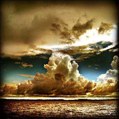 God's clouds