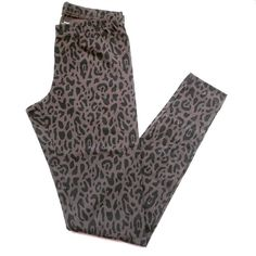 2 for $8  NWOT Leopard Print Leggings Super fun leopard print leggings. Tan color with black spots. I bought bc I LOVE the print. I'm usually a Small in this brand and these are an X-Small. I tried but they just don't fit  washed once but never worn. Still in perfect condition. Would fit a size 00-0 best.  Measurements: Condition: NWOT, never worn.   This listing is for 1 pair. Ask to bundle 2- $5 listings for $8 or use bundle feature   PayPal/Trades  Please ask any questions prior to…