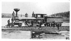 Canadian Railways - Harvey Historical Society   Harvey Historical ...