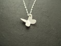Sterling silver Butterfly by AnnaAncellJewellery on Etsy