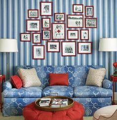 STRIPES UNITE | Mark D. Sikes: Chic People, Glamorous Places, Stylish Things