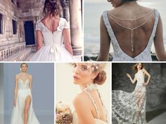 Los vestidos de novia que marcan las tendencias para las bodas 2018 - https://estasdemoda.com/vestidos-de-novia/