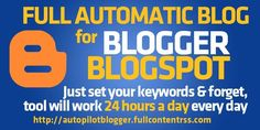 http://pic.twitter.com/D6h4sZeT51 AUTOBLOG for #BLOGGER blogspot http://ift.tt/2bo2T9o | Marketing ideas | Content SEO | Is Wix SEO Go