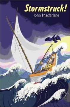 When twelve-year-old Sam overhears his parents talking about their elderly and infirm Labrador retriever, Pogo, he's convinced they plan to have the dog put down. To save Pogo, Sam sets sail with the dog in a fourteen foot boat for an island off the coast of Maine. The elements conspire against them as they move from one danger to another: fog, near decapitation by a tugboat cable, a storm at sea, a lurking shark and the loss of their boat.