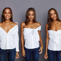 5 Cool Ways to Style a White Shirt