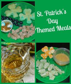 Connecting Family and Seoul: St. Patrick's Day Themed Meals