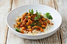 10 twists on Jamie Oliver's lamb & chickpea curry