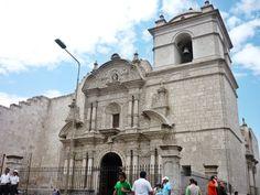 Jour 9 : Arequipa,Iglesia y Complejo de la Compañia