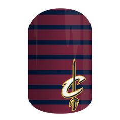 Cleveland Cavaliers | Jamberry Get courtside style with the NBA Collection by Jamberry. Our officially licensed NBA products feature your favorite team logo and colors, so your mani is sure to be a slam dunk with 'Cleveland Cavaliers'.