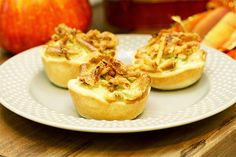 Green Bean Casserole Mini Pies | In The Kitchen With Honeyville