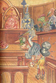 Alice in Wonderland, illustrated by Peter Kuper