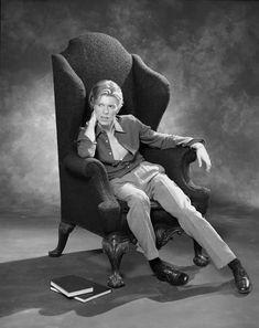 David Bowie, by Tom Kelley. Angela Bowie, Bowie Ziggy Stardust, David Bowie Ziggy, David Bowie Tribute, Glam Rock, Duncan Jones, Aladdin Sane, The Thin White Duke, Legendary Singers