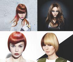 Tendências em cabelos - Schwarzkopf Professional apresenta 1ª edição do Essential Looks 2013